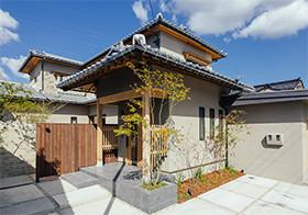蓮華寺モデルハウス